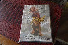 Walt Disney BIG RED  DVD Sealed