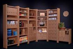 Muebles de cartón, porque sí - Decoración de Interiores | OpenDeco