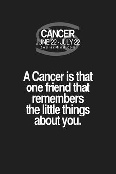 Cancer Zodiac Sign ♋ like how a friend of mine's mom is named Monica ( funny he told me that 3 years ago