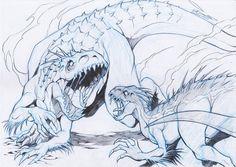 ausmalbilder indominus rex für kinder   dinosaur art