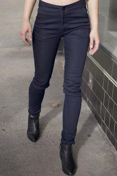 Stella High-Waist Skinny Jean