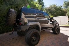 Lifted 2005 Liberty | Check out this 2005 Jeep Liberty on AutoTrader.com