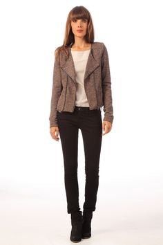 Blazer - balmina ls blazer - Grey Vero Moda on MonShowroom.com