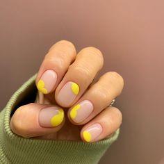 Bright Nail Designs, Bright Nail Art, Nail Art Designs, Nails Design, Design Art, Funky Nails, Cute Nails, Pretty Nails, Nagel Hacks