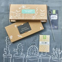 Say It With Spikes Cactus Gift by The Gluttonous Gardener, the perfect gift for Explore more unique gifts in our curated marketplace. Gift Card Printing, Peg Hooks, Cactus Gifts, Cactus Seeds, Garden Seeds, Garden Gifts, Your Message, Gifts For Him, Unique Gifts