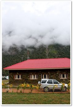 Tourist Rest House, Gurez, Kashmir