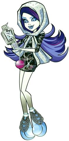 Spectra Vondergeist - Monster High Wiki