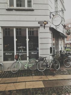 Дания, Копенгаген | Denmark, Copenhagen #Copenhagen #Denmark #bicycles