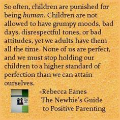 Rebecca Eanes, The Newbie's Guide to Positive Parenting