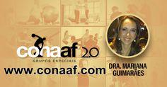 Palestra www.conaaf.com com Dra Mariana Guimarães