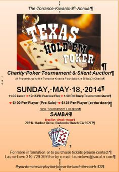City Of Hope Non Profit Poker Tournament And Fundraiser By Dads