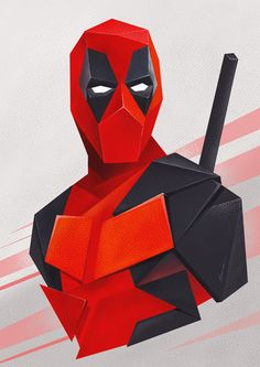 #Deadpool #Fan #Art. (Deadpool) By: Tomek Biniek. (THE * 5 * STÅR * ÅWARD * OF: * AW YEAH, IT'S MAJOR ÅWESOMENESS!!!™) [THANK U 4 PINNING!!!<·><]<©>ÅÅÅ+