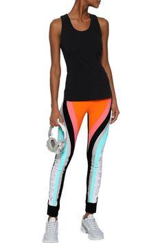 128b90597ba8dc Kate Spade falling hearts high-rise active leggings in 2019 ...