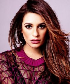 Lea Michele - new photoshoot for Louder ⚡️