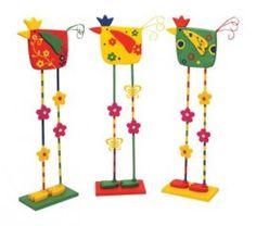 Decoratieve kippen