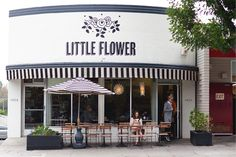 Little Flower Candy Co. / Pasadena- best lavender honey scones ever.