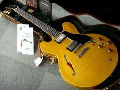 Gibson Memphis Rusty Anderson 1959 ES-335 Pilot Run (# 6 of 25)