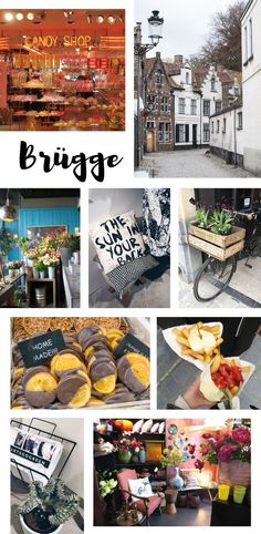 Brügge Amsterdam, Reisen In Europa, Never Stop Exploring, Candy Shop, Grand Tour, Travel Destinations, Places To Go, Around The Worlds, Tours