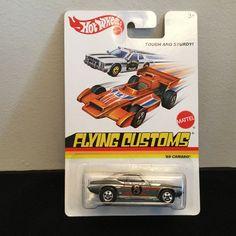 Hotwheels 1:64 diecast flying customs 69 camaro  #HotWheels #Camaro