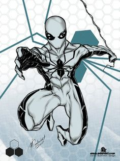 Spiderman fundation of future