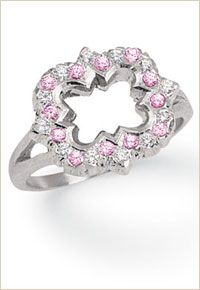 put a ring on it! $549.00 Carnations, Frat Girls, Sorority Gifts, Phi Mu, Quatrefoil, Pretty In Pink, Wedding Ring, Engagement Ring, Banner