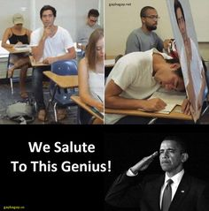 Funny Memes About Student vs. Exams ft. Barack Obama