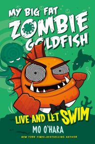 Frankie was a completely normal pet goldfish . . . until Tom's evil-scientist big brother tried to murder him with toxic gunge! Luckily Tom and his best friend shocked Frankie back to life with a battery, and ever since he's been a BIG FAT ZOMBIE GOLDFISH. A trip to the aquarium turns into a death-defying race to stop Frankie from being eaten by a hungry psychic octopus. Then, when the TV show My Pet's Got Talent comes to town all the paranormal pets suddenly start losing their talents.