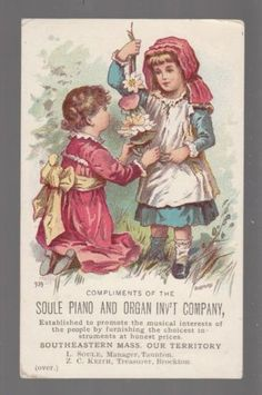 42600-1880s-TRADE-CARD-SOULE-PIANO-amp-ORGAN-CO-TAUNTON-amp-BROCKTON-MASS