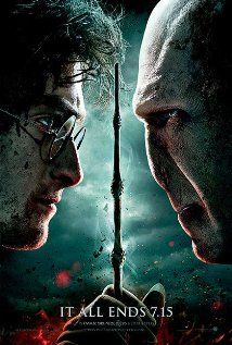 Harry Potter and the Deathly Hallows: Part 2 (2011) ~ Can't wait to see this one!