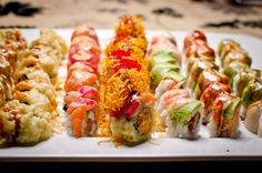 Need sushi right now