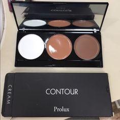 Cream Contour Palette Brand new Prolux Makeup Concealer