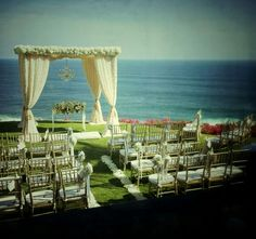Holy matrimony with beautiful seaview from Semara Villa, Bali