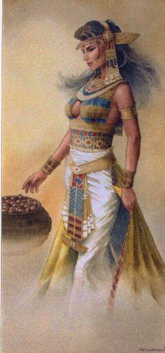 Egyptian Goddess Isis ~ by Jonathon Earl Bowser Egyptian Beauty, Egyptian Queen, Egyptian Art, Queen Isis, Isis Goddess, Egyptian Goddess, Egyptian Mythology, Gods And Goddesses, Art Plastique