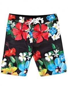 d01099ae52 Garden Of Eden Trunk #stussy #trunks #summer Garden Of Eden, Swim Trunks