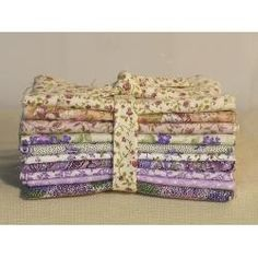 Sewing With Fat Quarters - Projects To Try!