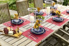 Table Setting jigsaw puzzle in Food & Bakery puzzles on TheJigsawPuzzles.com