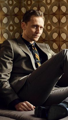Tom Hiddleston Source: Torrilla Dailyhiddles