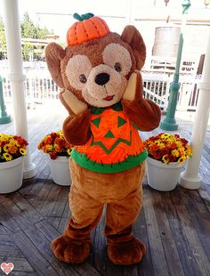 Duffy the Bear Halloween Costume & 85 best Duffy the Disney Bear images on Pinterest | Duffy Disney ...