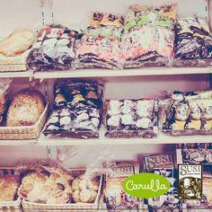 #Carulla es uno de los almacenes en donde podrás encontrar lo mejor de la #NutriciónCreativa de #SusiPanadería. Adquiere nuestros productos en sus puntos de venta y lleva una vida saludable.