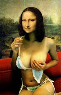La Gioconda version: Hot Style