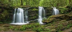 While in Tremont, Tennessee, I came across a succession of waterfalls in the smoky mountains national park. Art Prints For Sale, Art For Sale, Framed Art Prints, Fine Art Prints, Park Photography, Fine Art Photography, Amazing Photography, Travel Photography