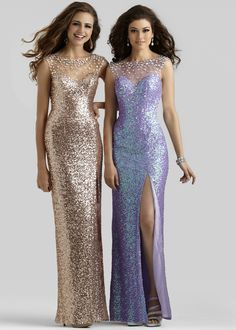 Clarisse Dress in the Rosegold color. 2015 prom dress...find this at I Do Bridal Galena, IL