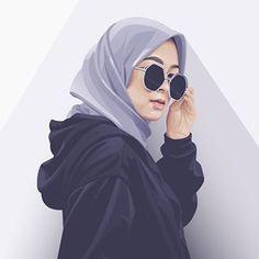 Graphic Design Services - Hire a Graphic Designer Today Foto Cartoon, Cartoon Art, Arab Girls Hijab, Muslim Girls, Hijabi Girl, Girl Hijab, Hijab Drawing, Love Cartoon Couple, Hijab Collection