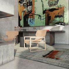 <p>Israel based Ando Studio 3D renderings are unique and different projects for interior design and architecture. The highly detailed interpretations combine rustic rich textures like exposed brick wi