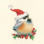 Chickadees: Christmas Chick