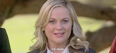 """Leslie Knope's 33 Best Lines On """"Parks And Recreation"""" Parks N Rec, Parks And Recreation, Leslie And Ben, Andy And April, Paley Center, Leslie Knope, Aubrey Plaza, Amy Poehler, Universal Pictures"""