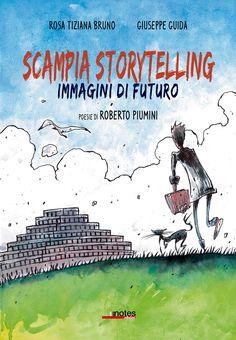 """""""Scampia Storytelling"""" #graphicnovel di #GiuseppeGuida - Testi di #RosaTizianaBruno e #RobertoPiumini"""