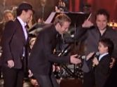 Child Piano Prodigy & The Canadian Tenors Perform. This is totally awesome, doesn't get much better than this.