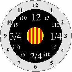 rellotge catala