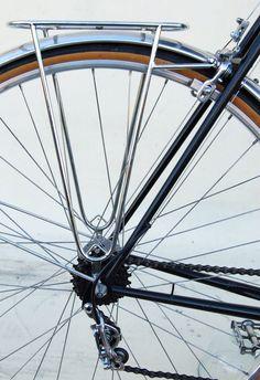 Rene Herse Demontable Bicycle 1968